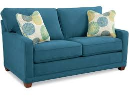 la z boy kennedy transitional apartment size sofa morris home