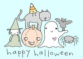 cute happy halloween logo u2013 festival collections