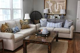 small living rooms decor comfortable small living room with chic natural brown jute