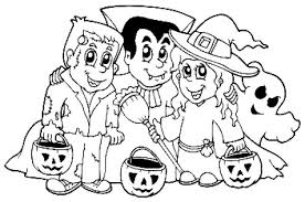 45 preschool coloring pages halloween uncategorized printable