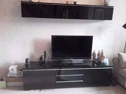 ikea besta media storage ikea besta burs black gloss wall and media storage unit will sell
