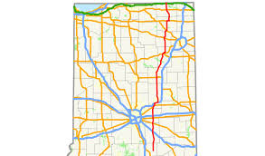 State Of Montana Road Condition Map by Indiana State Road 9 Wikipedia
