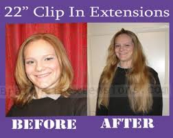 clip in hair extensions for hair before and after hair extensions before after braidhairextensions