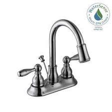 3 Bay Sink Faucet Glacier Bay Bathroom Faucets Bath The Home Depot