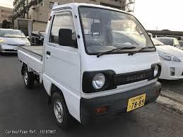 suzuki pickup truck 1990 used suzuki carry truck m db51t ref no 187867 japanese used