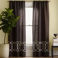 variety of geometric curtains 2088 interior ideas