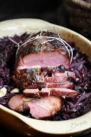 cuisiner la palette de porc epaule de porc fumé au chou la cuisine de doria