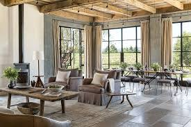 ranch home interiors earthy interior design one ranch house ranch home with large