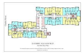 Dorm Floor Plans by 33 Harry Agganis Way Floor Plan Housing Boston University