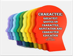 quotes about fall in florida greatest quotes on character reputation and character education
