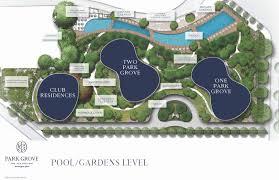Amphitheater Floor Plan by Park Grove The Apt Team
