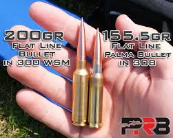 first look new super high bc flat line bullets