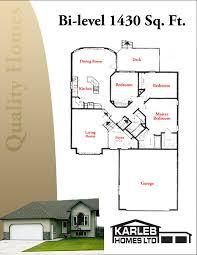 bi level floor plans with attached garage fancy idea bi level house plans marvelous decoration bi level house