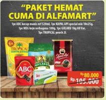 Minyak Goreng Tropical Di Alfamart promo harga abc tropical kapal api meg gulaku minyak goreng terbaru
