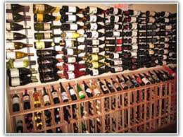 commercial wine racks at the brasserie brightwell