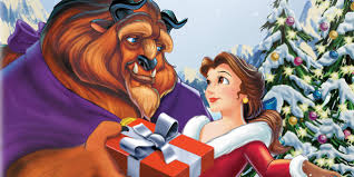 beauty and the beast enchanted christmas on dvd plus new products