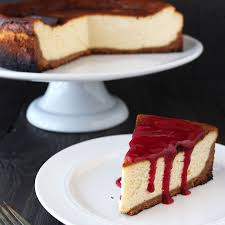 how to make perfect new york cheesecake handle the heat
