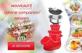 livre cuisine vapeur cuisine companion de moulinex votre compagnon culinaire au quotidien