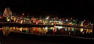 Christmas Lights In Okc Visit Elk City Christmas In The Park