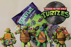 Blind Ninja Teenage Mutant Ninja Turtles Blind Bag Disk Shooter Collection