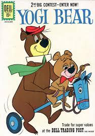yogi bear the big blog of kids u0027 comics yogi bear no 5 oct nov 1961