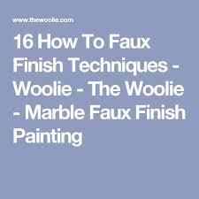 Marble Faux Painting Techniques - 227 best faux painting images on pinterest faux painting paint