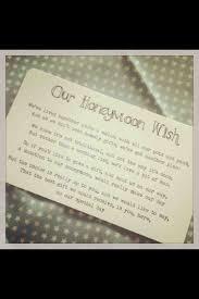 wedding gift honeymoon fund honeymoon poem for wedding invites