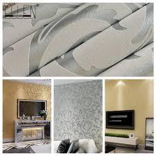 Bedroom Sofa Aliexpress Com Buy 3d European Living Room Wallpaper Bedroom