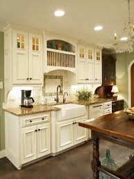french country green kitchen cabinets monsterlune