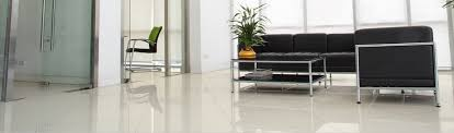 how large white floor tiles can transform your home decor