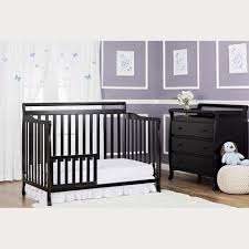 Convertible Crib Guard Rail On Me Universal Convertible Crib Toddler Guard Rail Black