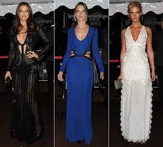 princess charlene leads a list guests at roberto cavalli u0027s boat party