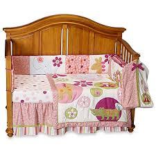 lambs u0026 ivy lollipop jungle 5 piece crib bedding set and