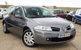 2008 renault megane tech run 16v 1 899