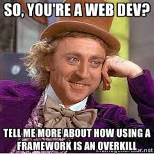 Web Developer Meme - javascript developer meme medison scam