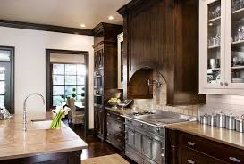 kitchen cabinet stain colors stain colors for cabinets kitchen traditional with canister set
