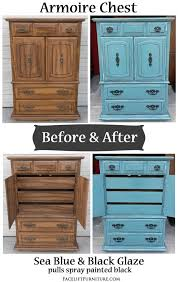 Painted Bedroom Furniture Before And After by 165 Best Refinished Bedroom Furniture Painted Glazed