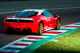 Ferrari 458 Turbo - ferrari reportedly developing twin turbo v6 could debut on