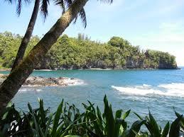 Kona Botanical Gardens Rocks Cove At Seymore Botanical Gardens Kona Hawaii