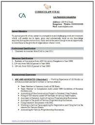 Resume For Accounts Job by Resume Format For Accounts Job Examples Of Resumes For Teachers