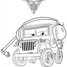 cars 2 coloring pages shu archives mente beta complete