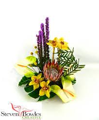 florist naples fl tropical flower arrangement by steven bowles creative naples fl