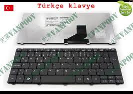 Keyboard Acer Aspire D270 new tr tastatur notebook laptop keyboard for acer aspire one 532h