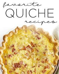 Quiche Recipe Ina Garten Favorite Quiche Recipes Martha Stewart