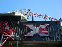 Six Flags X2 The Best Ride At Magic Mountain U2013 X2 Hawaii News And Island