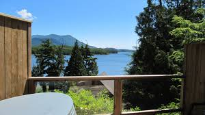 point west cottages in tofino canada