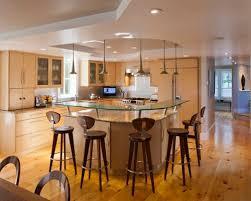 two tier kitchen island designs two tiered island houzz