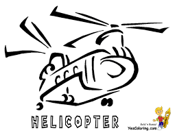 helicopter coloring pages coloringpages com gambartop com