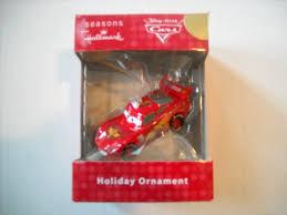 disney pixar cars lightning mcqueen ornament disney