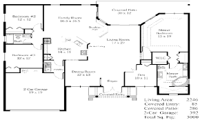 4 bedroom house plans open concept corglife